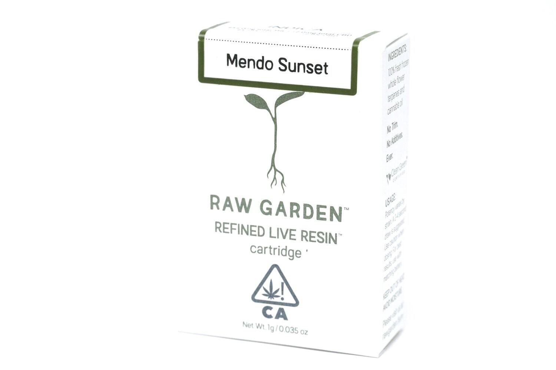 Raw Garden - Mendo Sunset 1000mg
