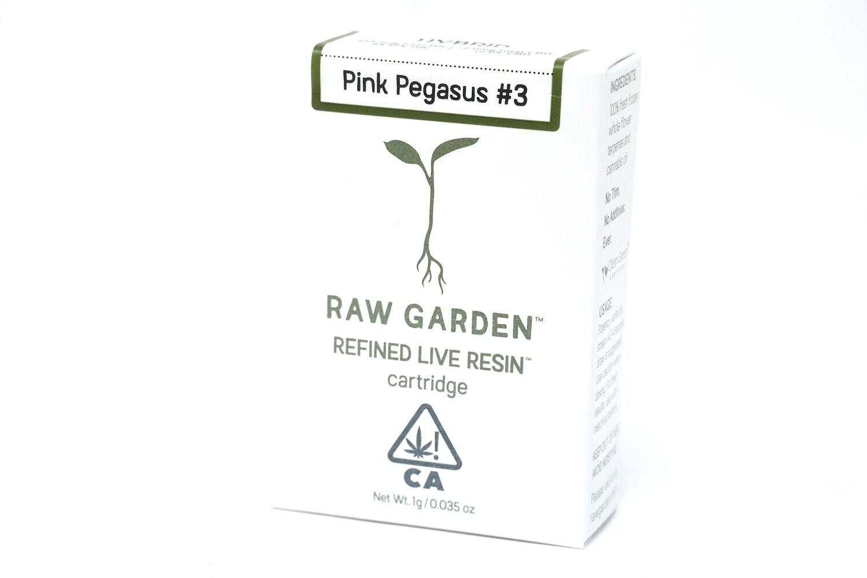Raw Garden - Pink Pegasus #3 1000mg