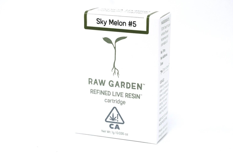 Raw Garden - Sky Melon #5 1000mg