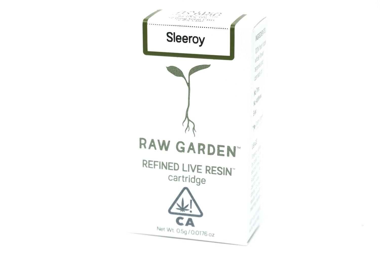 Raw Garden - Sleeroy 500mg