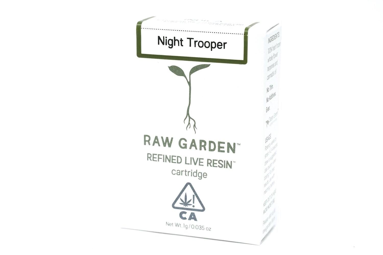 Raw Garden - Night Trooper 1000mg