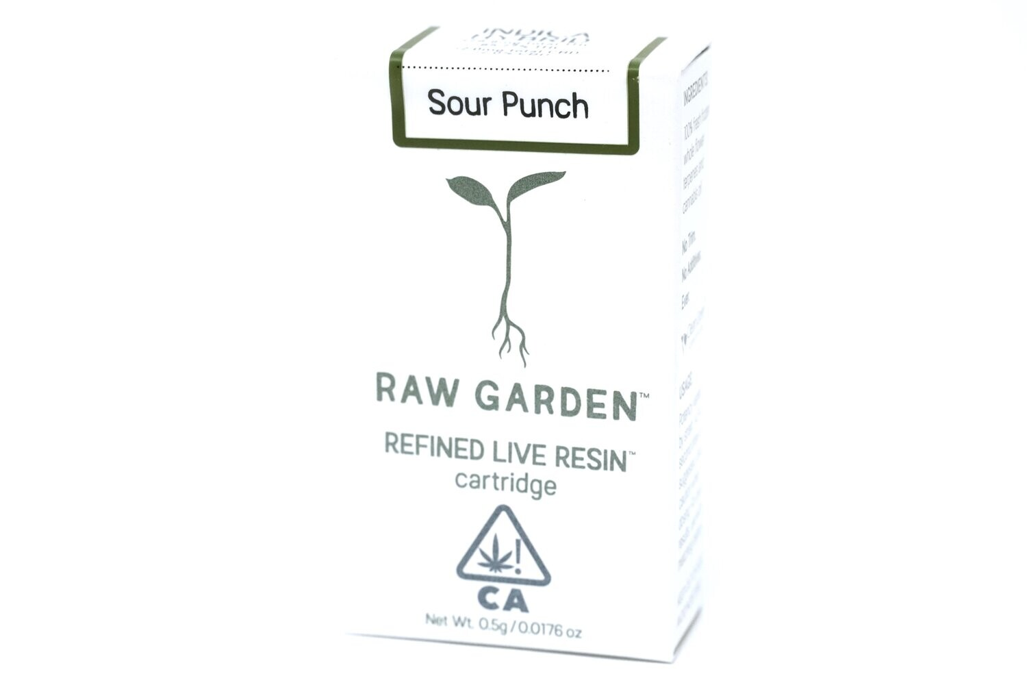 Raw Garden - Sour Punch 500mg