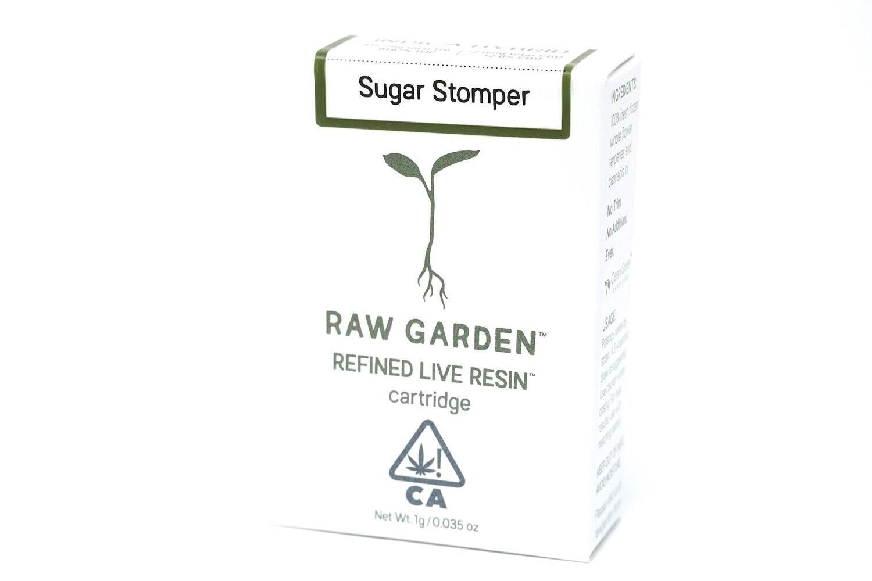 Raw Garden - Sugar Stomper 1000mg