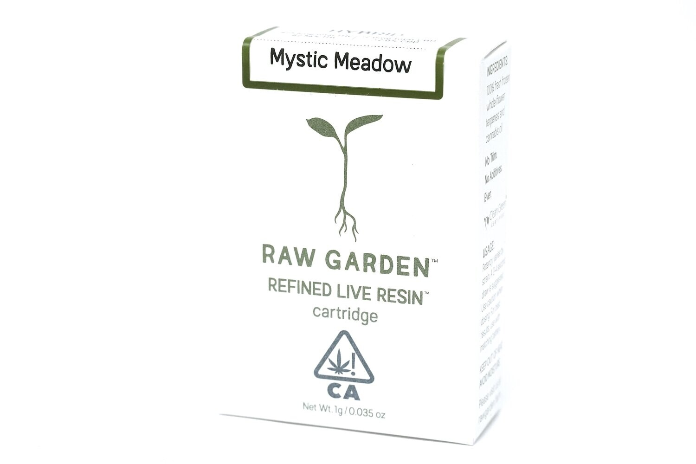 Raw Garden - Mystic Meadow 1000mg