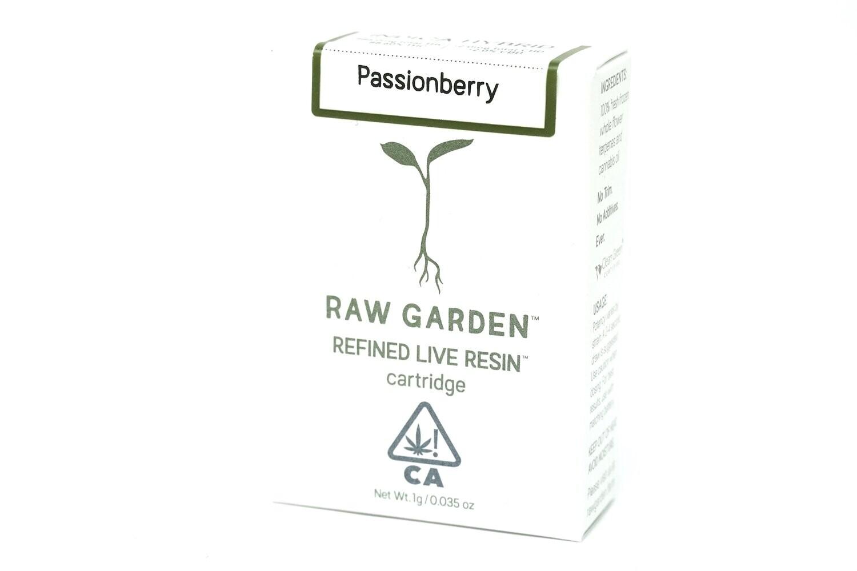 Raw Garden - Passionberry 1000mg