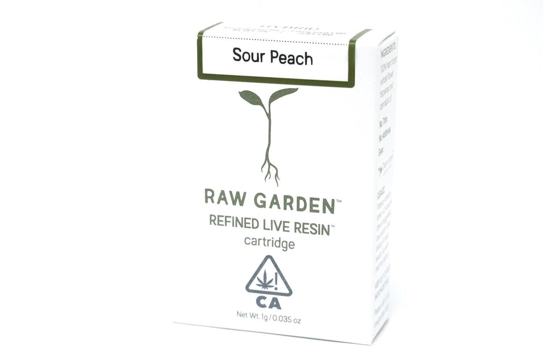 Raw Garden - Sour Peach 1000mg