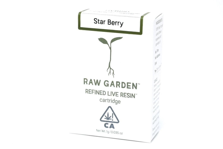 Raw Garden - Star Berry 1000mg