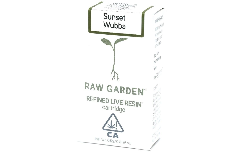 Raw Garden - Sunset Wubba 500mg