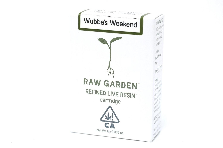 Raw Garden - Wubba's Weekend 1000mg