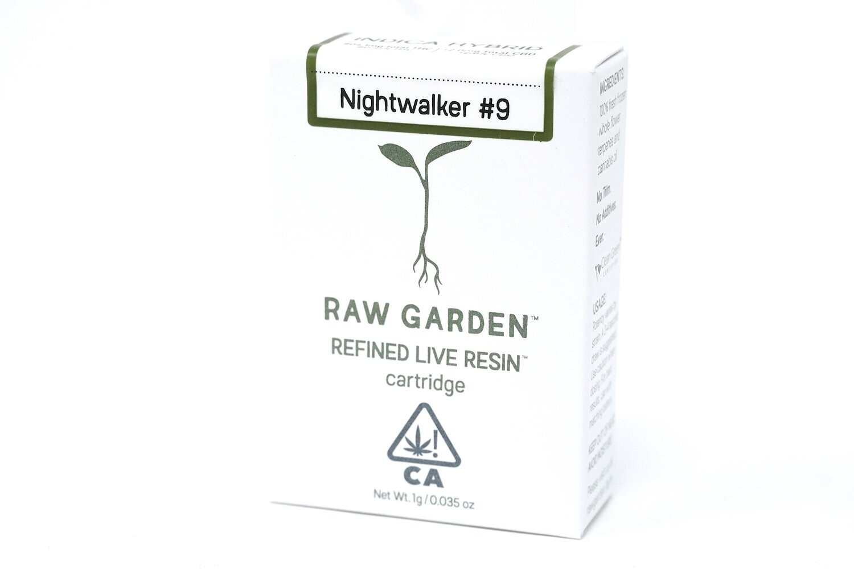Raw Garden - Nightwalker #9 1000mg