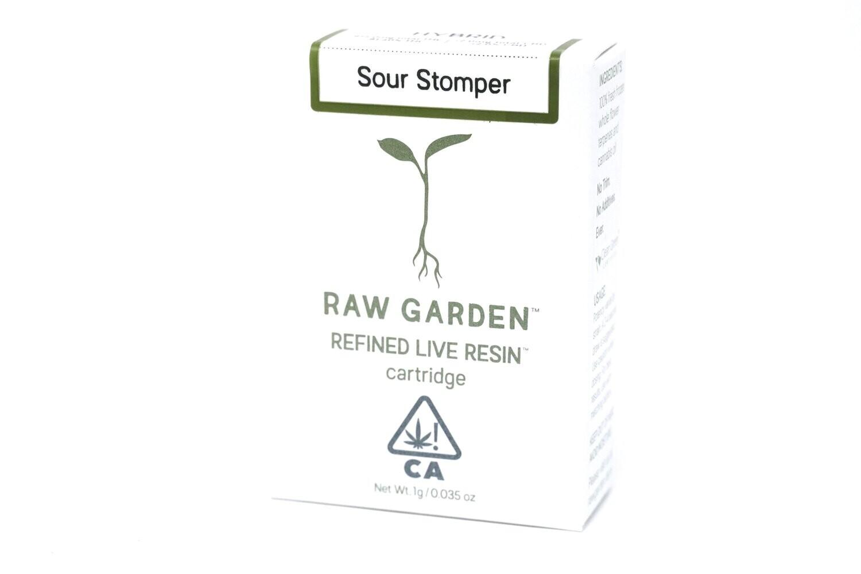 Raw Garden - Sour Stomper 1000mg