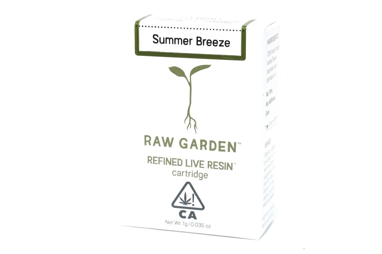 Raw Garden - Summer Breeze 1000mg