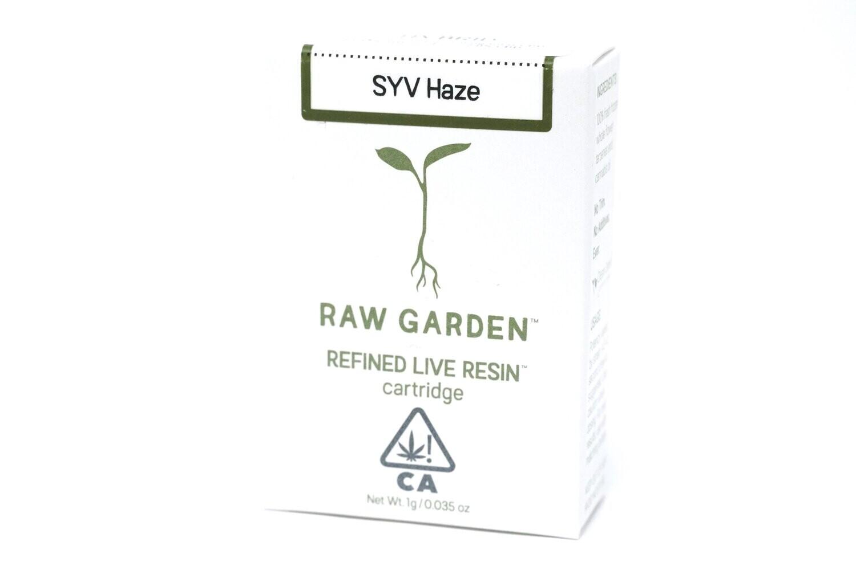 Raw Garden - SYV Haze 1000mg