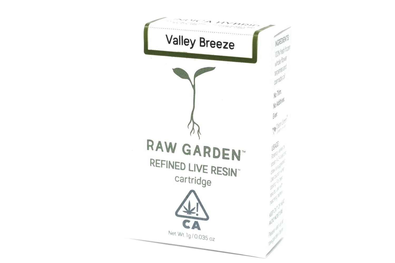 Raw Garden - Valley Breeze 1000mg