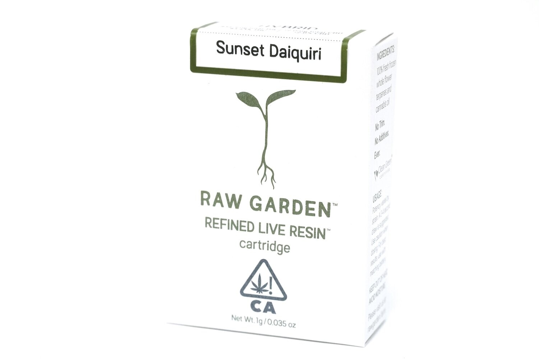 Raw Garden - Sunset Daiquiri 1000mg