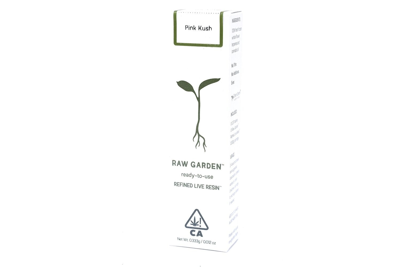 Raw Garden Disposable - Pink Kush 300mg