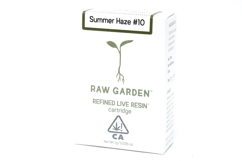 Raw Garden - Summer Haze #10 1000mg
