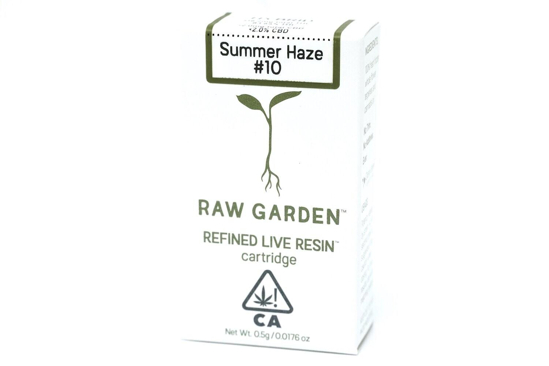Raw Garden - Summer Haze #10 500mg