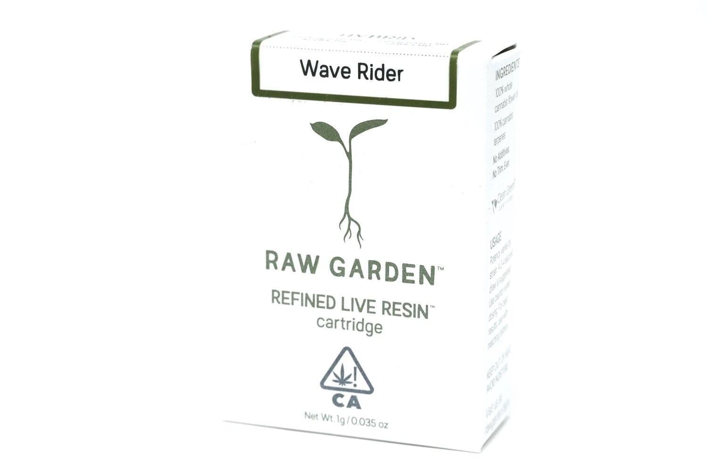 Raw Garden - Wave Rider 1000mg