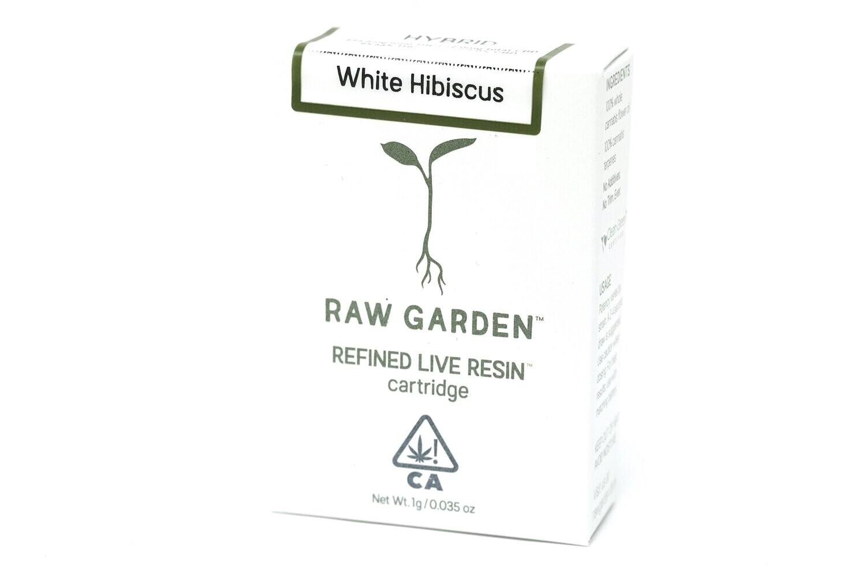 Raw Garden - White Hibiscus 1000mg