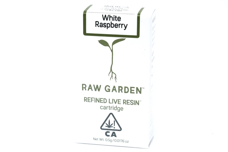 Raw Garden - White Raspberry 500mg