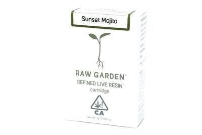 Raw Garden - Sunset Mojito 1000mg