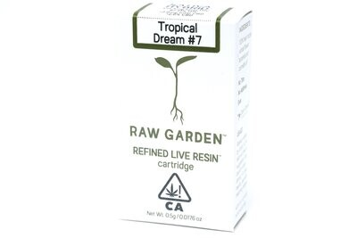 Raw Garden - Tropical Dream #7 500mg