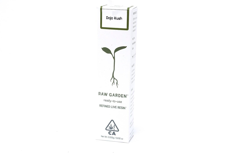 Raw Garden Disposable - Dojo Kush 300mg