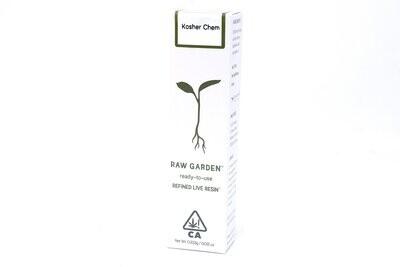 Raw Garden Disposable - Kosher Chem 300mg