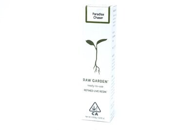 Raw Garden Disposable - Paradise Chaser 300mg