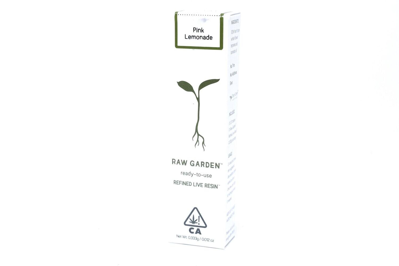 Raw Garden Disposable - Pink Lemonade 300mg