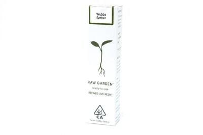 Raw Garden Disposable - Wubba Sorbet 300mg