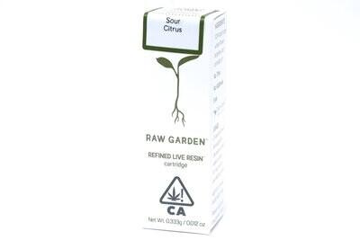 Raw Garden Taster - Sour Citrus 300mg