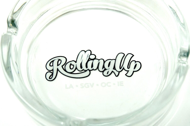 Rolling Up Ashtray