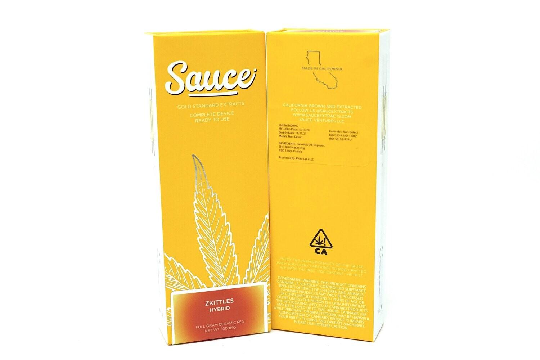 Sauce Disposable - Zkittles 1000mg