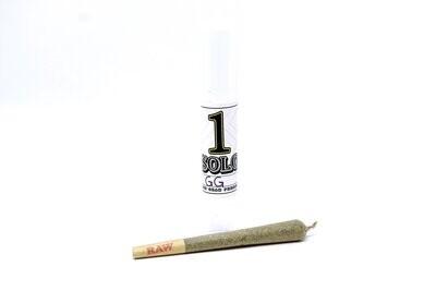 Solo Pre Roll - Gorilla Glue 1g