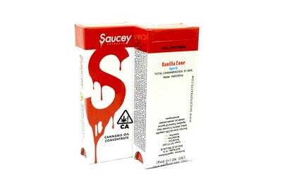 Saucey Cart - Vanilla Cone 1000mg