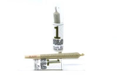 Solo Pre Roll - Lemon Kush 1g