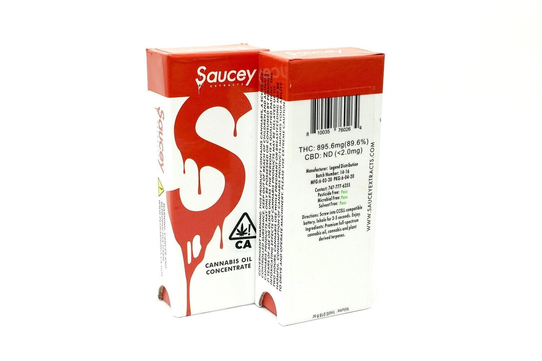 Saucey Cart - Zkittles 1000mg