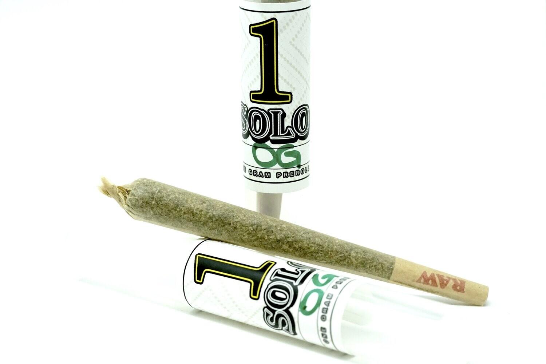 Solo Pre Roll - OG 1g