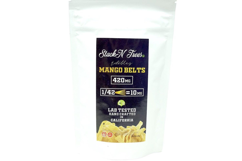 Stack N' Trees Belts - Mango 420mg