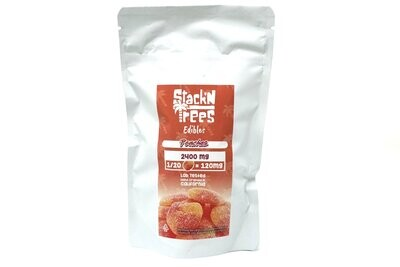 Stack N' Trees Gummy - Peaches 2400mg