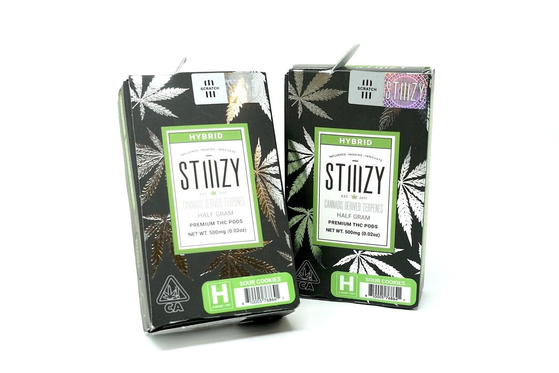 Stiiizy Cannabis Derived Terpenes Pod - Sour Cookies