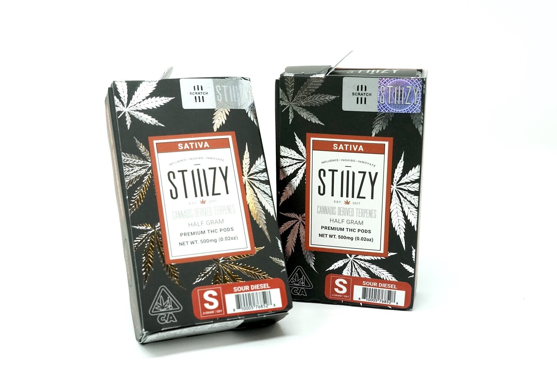 Stiiizy Cannabis Derived Terpenes Pod - Sour Diesel