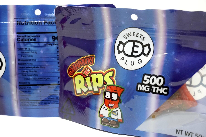 Sweets Plug - Chamoy Rips 500mg