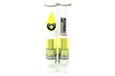TKO Extracts Cartridge - Platinum OG 1000mg