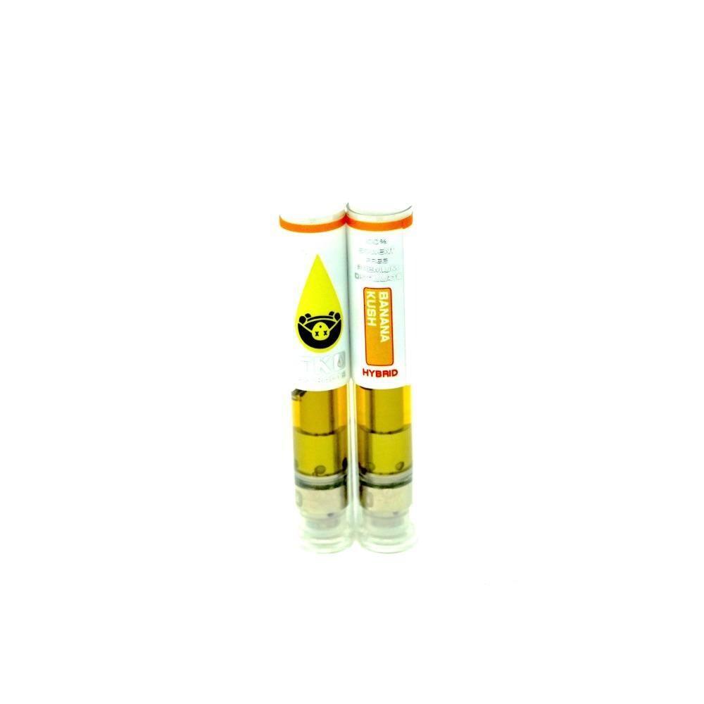 TKO Extracts Cartridge - Banana Kush 1000mg