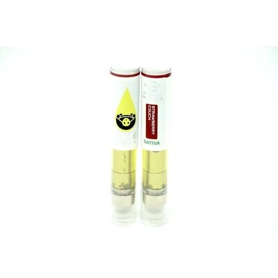 TKO Extracts Cartridge - Strawberry Cough 1000mg