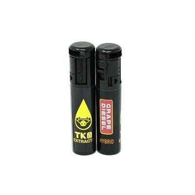 TKO Extracts Cartridge - Grape Diesel 1000mg