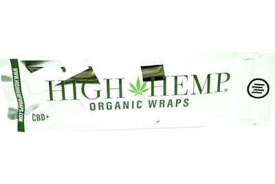 High Hemp - Original Organic Wraps